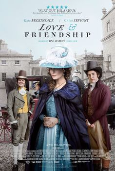 "Love & Friendship ""My dear Alicia, of what a mistake were you guilty in marrying a man of his age! Just old enough to be formal, ungovernable, and to have the gout; too old to be agreeable, too young to die."" Jane Austen, Lady Susan"