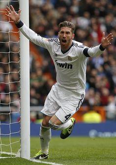 Sergio Ramos!