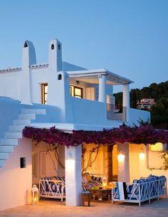 Casa De Praia Em Ibiza!por Depósito Santa Mariah