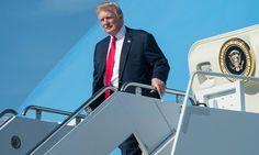 Trump nghỉ dưỡng 10 tuần tốn kém bằng hai năm của Obama - tin the gioi
