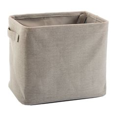Ensure your home is always tidied to perfection with this Tur storage basket from Aquanova. With handles on each side, this storage basket is wonderfully practical and is ideal for holding a variety o