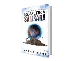 Get the dark comedy 'Escape From Samsara' free on Amazon now! #reading #comedy