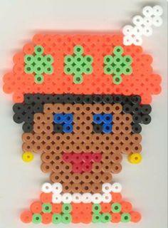Zwarte Piet #sinterklaas #strijkkralen