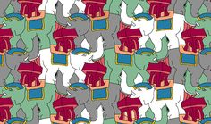 Elephant Tessellations Click on the icons to view the