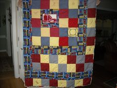 1000 Images About Firefighter Quilts On Pinterest