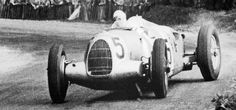 This video Auto Union Grand Prix documentary is outstanding. even if you only watch the first 10 seconds where the Auto Union drifts through the corner. Sports Car Racing, Racing Team, Race Cars, Auto Racing, Audi Motorsport, Auto Union, Porsche, Belgian Grand Prix, Automobile