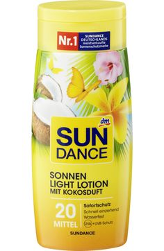 Sonnen light Lotion