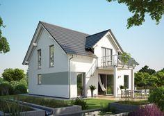 Familienhaus Signum Plus von Kern-Haus   Großer Balkon