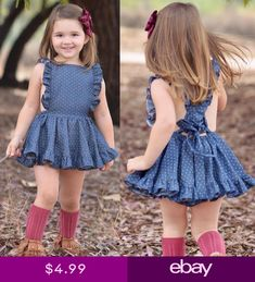 Newest Newborn Baby Dress Outfits ! Frocks For Girls, Kids Frocks, Dresses Kids Girl, Kids Outfits Girls, Girl Outfits, Girls Frock Design, Baby Dress Design, Baby Dress Clothes, Baby Frocks Designs