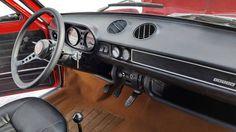 Fiat 128 interior