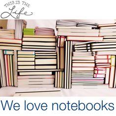 #notebook #love #moleskine #navadesign  Www.appunto.org