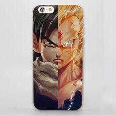 Dragon Ball Gohan Kid Saiyan Portraits Realistic Arts iPhone 4 5 6 7 Plus Case  #DragonBall #GohanKid #Saiyan #PortraitsRealisticArts #iPhone7PlusCase