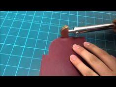 Leathercraft Tool ELFITA: Iron Creaser, 엘피타: 인두 크리져