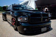 Bagged Dodge Ram Dually