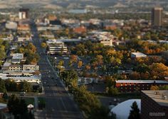 Billings Montana is the prettiest little city I have been to in a very long time.   Clean, green, surrounded by the rims of glorious montains this place caters to bicyclists and walkers who really want to enjoy the outdoors.   Even the airport is entertaining you fly in and out from a giant rim where its like taking off from a ship. We loved Billings and the people there.