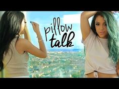 """Pillow talk- Zayn COVER by Niki and Gabi music produced by: @CoopWilson and @JosephcMcqueen directed by: Eli Sokhn *if you're reading this comment """"SO WE'LL ..."""