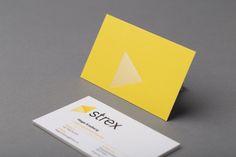 Visittkort - Digitaltrykk med spotlakk og blinpreg på logo.  #visittkort