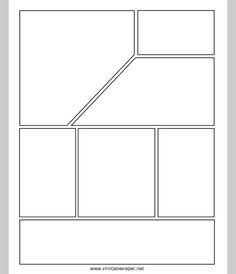 Image result for comic layout