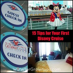 15 Tips For Your First Disney Cruise