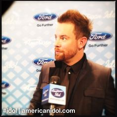 """David Cook talks about his new hit, """"The Last Song I'll Write For You,"""" after performing live on the Top 4 results show. #idol"""
