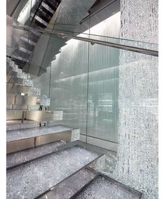 Here are more images of the new Swarovski store in Ginza, Tokyo, designed by Tokujin Yoshioka, including the photos of the store's interior. Interior Exterior, Interior Architecture, Interior Design, Tokyo Design, Chandelier Lamp, Chandeliers, Retail Design, Stores, My Dream Home