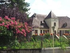 In the village of St. Sozy, France.