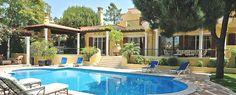 Villas in Portugal and Croatia with pools, Algarve and Lisbon Coast