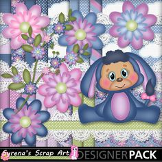 New digi #Scrapbooking kit! https://www.mymemories.com/store/display_product_page?id=SESA-CP-1407-65447&r=syrenasscrapart