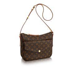 Mabillon Monogram Canvas - Handbags   LOUIS VUITTON