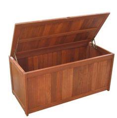 Outdoor-Storage-Timber-Box-Bench-Seat-Garden-Furniture-  sc 1 st  Pinterest & Jakie 24