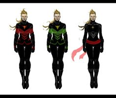 Take a peek at some of the great concept art for Ms. Marvel's transformation into the new Captain Marvel by Dexter Soy. Do you prefer these or like the final version better? Ms Marvel, Marvel Gif, Marvel Comic Universe, Comics Universe, Marvel Comics, Dexter, Avengers Comic Books, Marvel Concept Art, Apocalypse Art