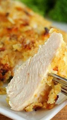 Sour Cream Onion Potato Chip Chicken