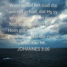 Belofte van God se liefde