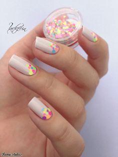 Best Pastel Nails Art Ideas 2017 - Reny styles