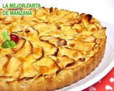 la mejor tarta de manzana que hayas probado