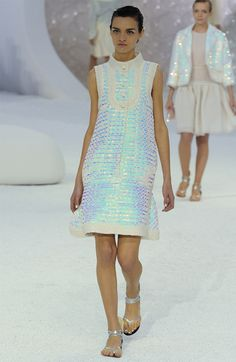Chanel ss 2012 (that sequin jacket!)