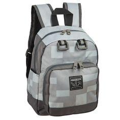 Minecraft Backpack For School Daypack Miner Mini Boys Travel Bag fe8fad51949ae