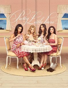Welcome To The Dollhouse (Promo Poster Season Six) Shay Mitchell, Ashley Benson, Troian Bellasario, & Lucy Hale