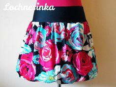 NESSIE IN BLOOM kopretiny Bloom, Ballet Skirt, Skirts, Fashion, Moda, Tutu, Fashion Styles, Skirt