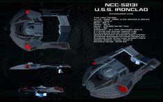 Steamrunner class ortho - USS Ironclad by unusualsuspex.deviantart.com on @deviantART