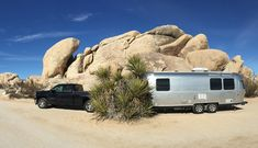 Belle Campground in Joshua Tree National Park