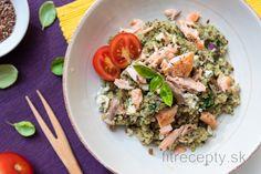 Fitness recepty s vysokým obsahom bielkovín Tofu, Food And Drink, Beef, Chicken, Cooking, Fitness, Bulgur, Meat, Kitchen
