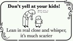 This is soooo true w/ our little guy!  I think it shows them you truly are paying attention