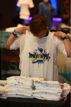 SEACRET Store from the March 2015 SEACRET Direct convention Movement. #SEACRETmovement