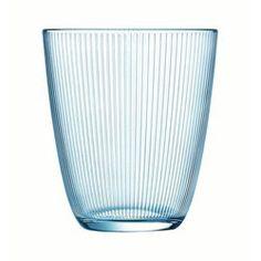 Verre à eau 31 cl Concepto Stripy vendu par 3 LUMINARC