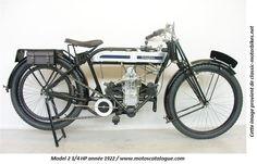1922 Douglas (UK) Model 2.75 hp