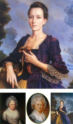 The cover is a modern imagining of what Martha Washington looked like as a young woman of Virginia. This painting hangs in the Education Center at Mount Vernon. Biography - Martha Washington: An American Life by Patricia Brady Us History, Women In History, American History, History Major, History Class, History Books, History Facts, Ancient History, American First Ladies