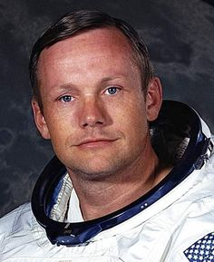 Neil Armstrong, First Man on the Moon 1930 - 2012. He was 82 years old.