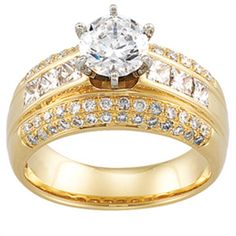 1 ct tw Cathedral Semi-Set Diamond Engagement Ring | Matthew Erickson Jewelers
