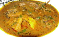 Banga soup is a palm fruit soup common to the Niger delta and south eastern part of Nigeria. The Igbo version of this soup is the banga stew, they are
